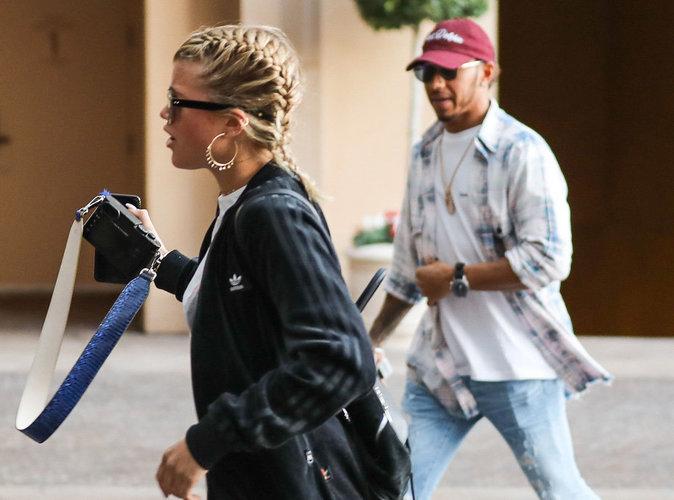 Sofia Richie : en couple avec Lewis Hamilton ?