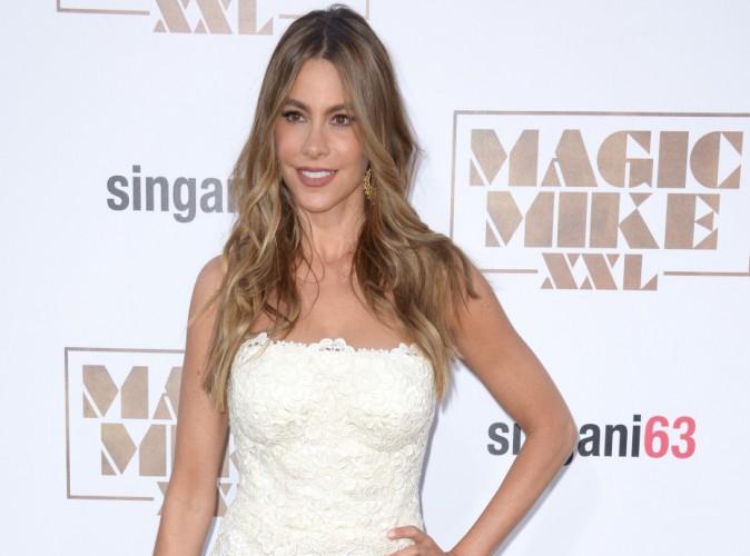 Sofia Vergara : c'est l'actrice de séries télé la mieux payée !
