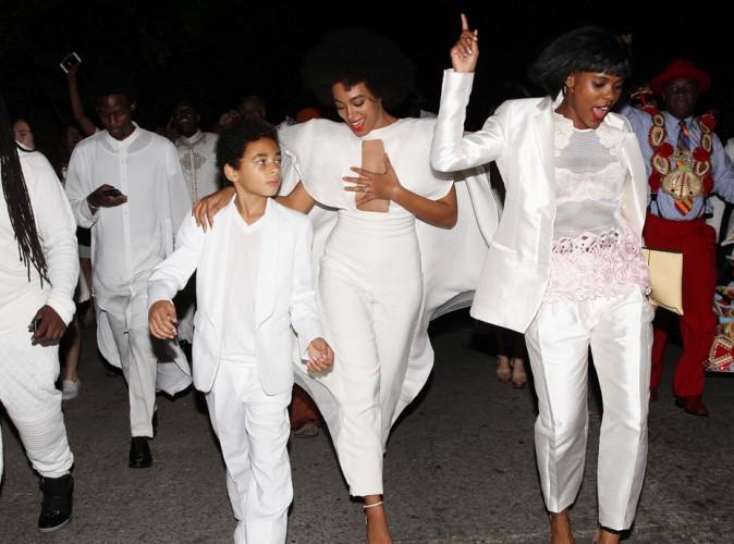 Solange Knowles : chorégraphie digne de ce nom partagée avec son adorable fiston !