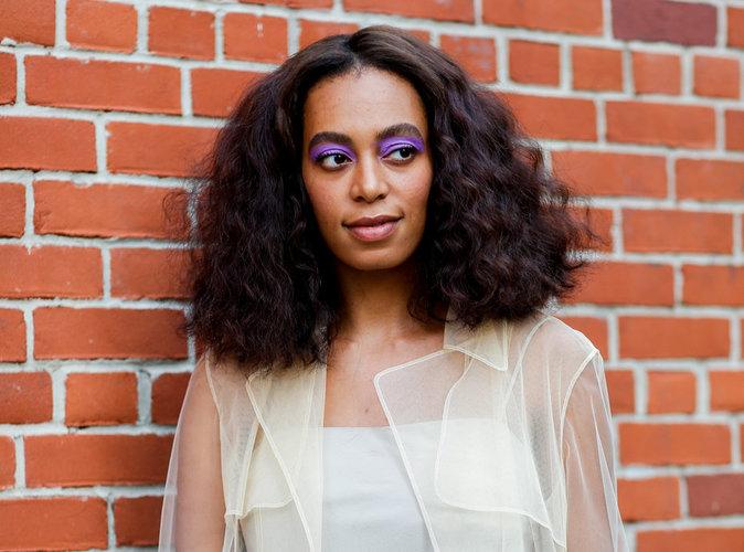 Solange Knowles : Le message �mouvant de sa m�re