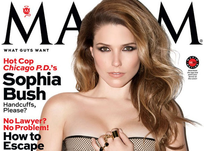 Sophia Bush : attention les yeux, elle se dénude pour jouer les cover girls super sexy !