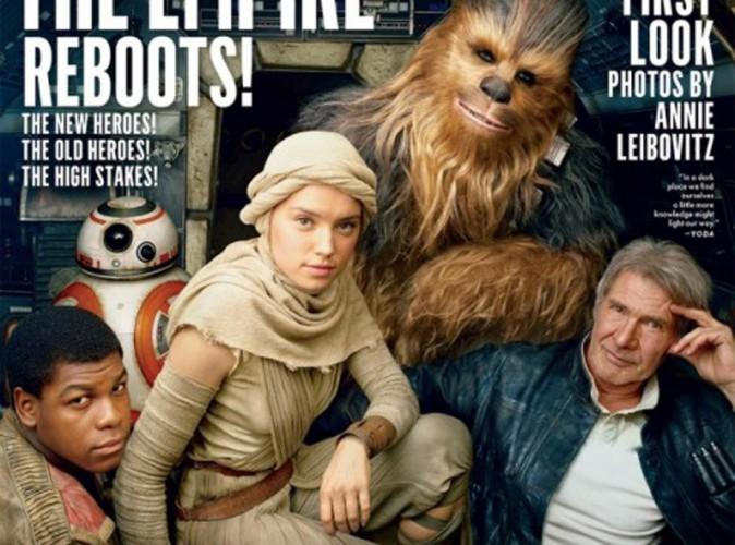 Star Wars 7 : les personnages enfin officialisés et en photos !
