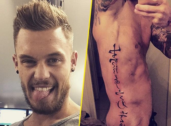 Steven (Les Anges 7) copie le tatouage de David Beckham et se fait tacler !