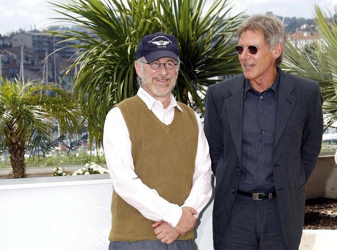 Steven Spielberg, Harrison Ford : Réunis pour un nouvel épisode d'Indiana Jones!
