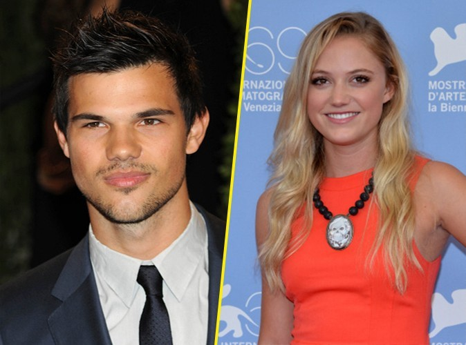 Taylor Lautner : en couple avec la jolie Maika Monroe ?