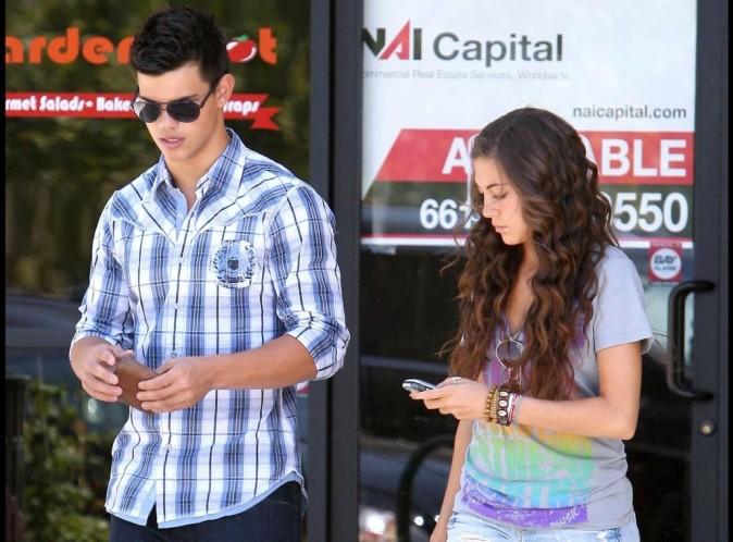 Taylor Lautner : il redonne une seconde chance à son ex !