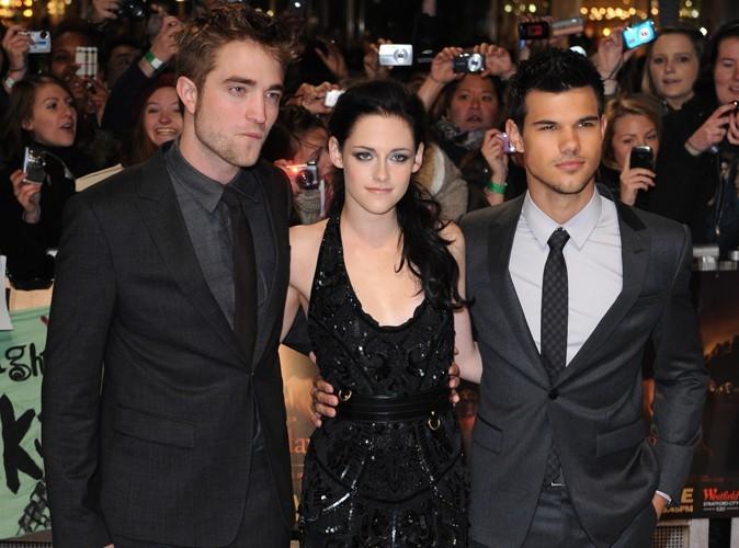 Taylor Lautner : il soutient toujours Kristen Stewart…
