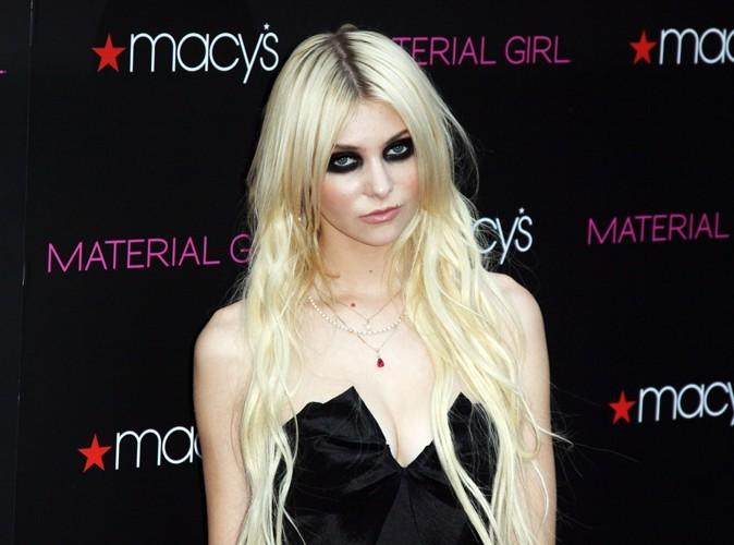 Taylor Momsen : un mauvais exemple pour Lourdes, la fille de Madonna !