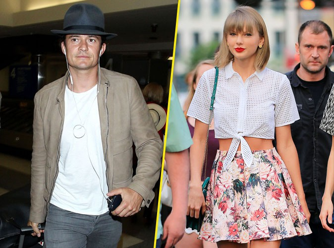 Taylor Swift a fait fuir Orlando Bloom !