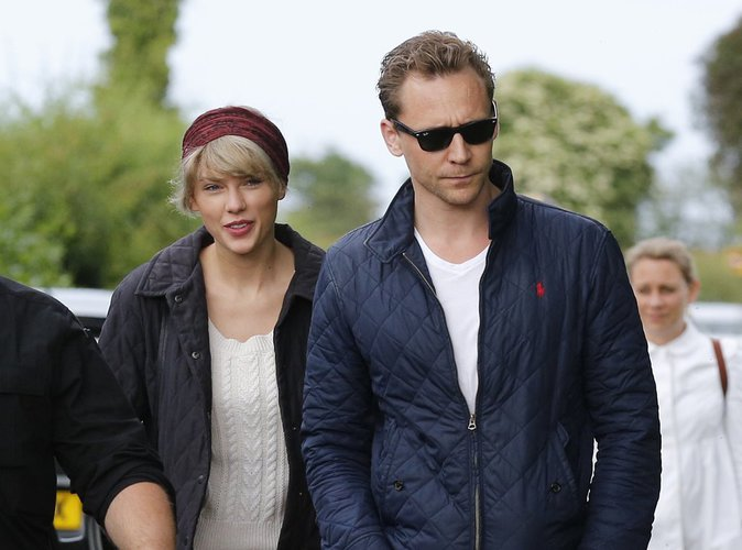 Taylor Swift : déjà la rupture avec Tom Hiddleston ?