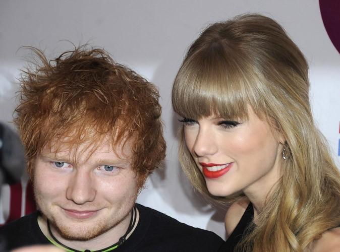Taylor Swift : elle a passé une nuit avec le chanteur anglais Ed Sheeran !
