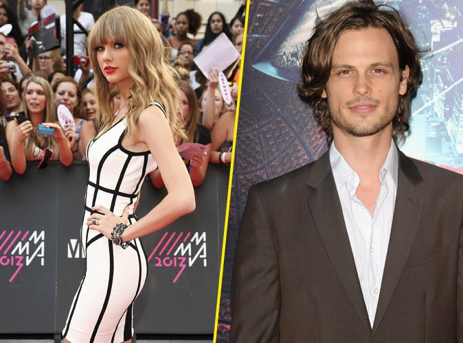 Taylor Swift : en couple avec Matthew Gray Gubler d'Esprits Criminels ?