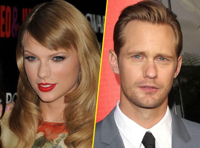 Taylor Swift et Alexander Skarsgard : rapprochement en Afrique du Sud entre les deux stars ?!