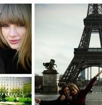 Taylor Swift et Hailee Steinfeld : deux américaines à Paris !