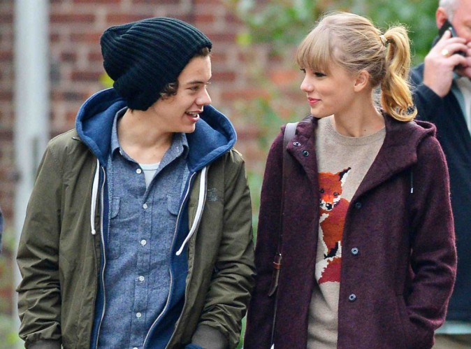 Taylor Swift et Harry Styles : ils ont bu ensemble à Londres !