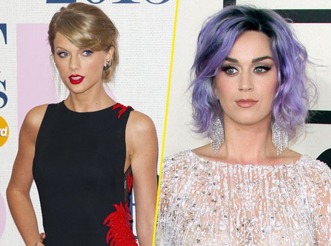 Taylor Swift et Katy Perry : face à face pour les Billboard Music Awards !