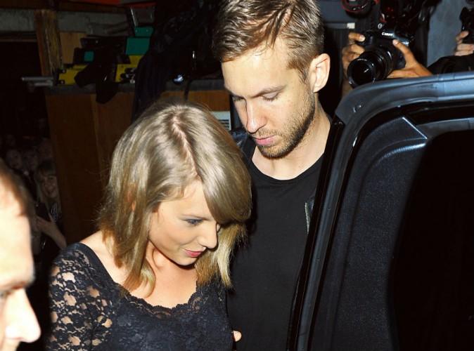 Taylor Swift passe à la vitesse supérieure avec Calvin Harris !