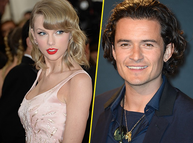 Taylor Swift : son BFF veut la caser avec… Orlando Bloom !