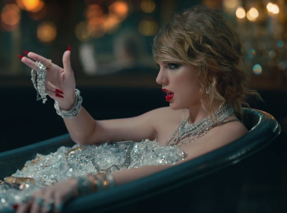Taylor Swift : son nouveau clip met AUSSI une claque à Adele !