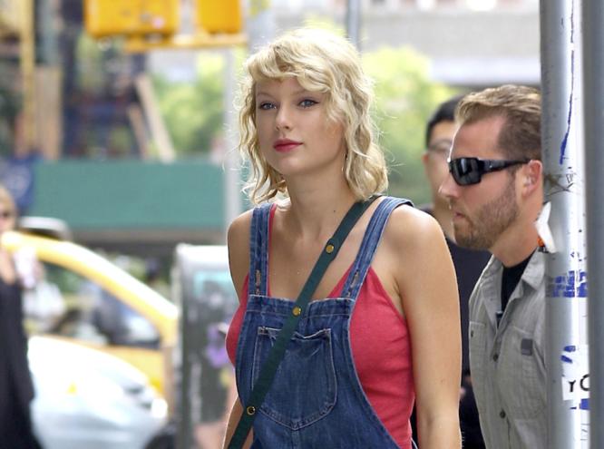 Taylor Swift : un million de dollars pour alléger sa conscience