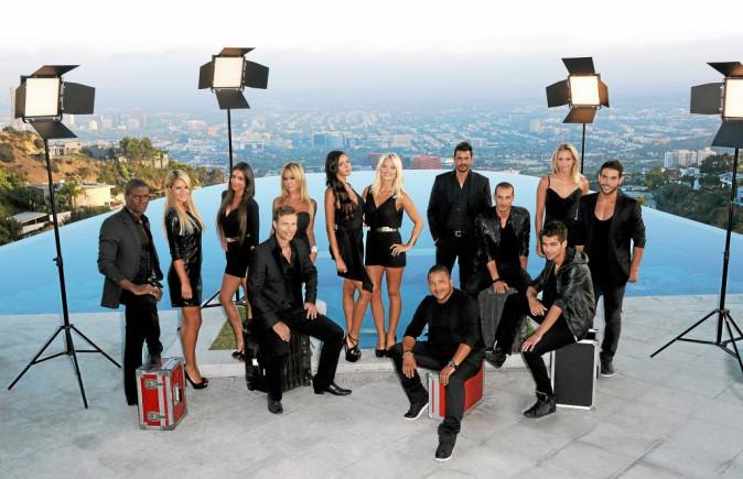 Télé : Découvrez les 5 nouvelles têtes de Hollywood Girls !