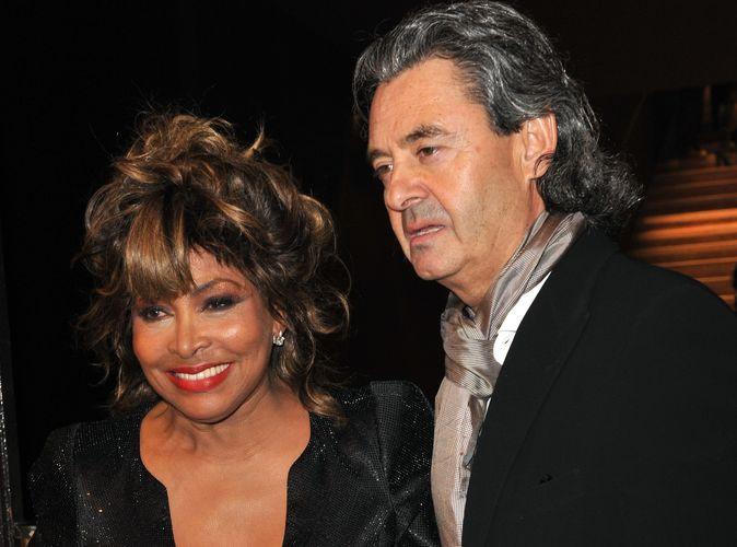 Tina Turner : elle s'est mariée en vert !