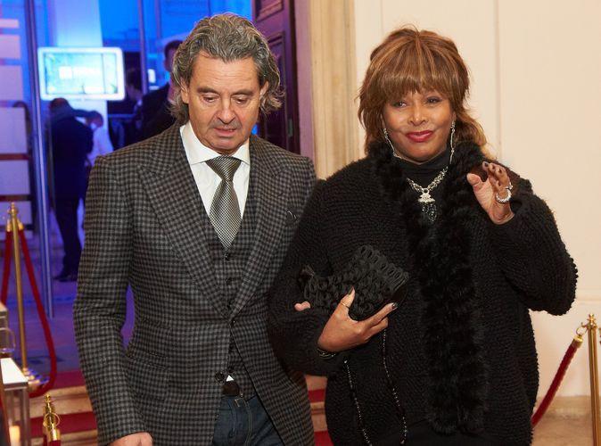 Tina Turner : enfin mariée à l'homme qu'elle aime depuis 27 ans !