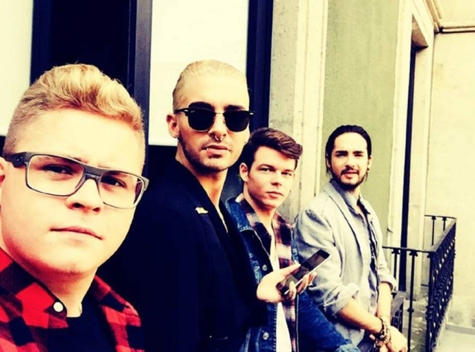 Tokio Hotel : deux dates françaises pour leur nouvelle tournée mondiale !