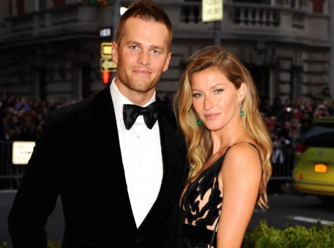 Tom Brady dément les rumeurs de divorce avec Gisele Bündchen !
