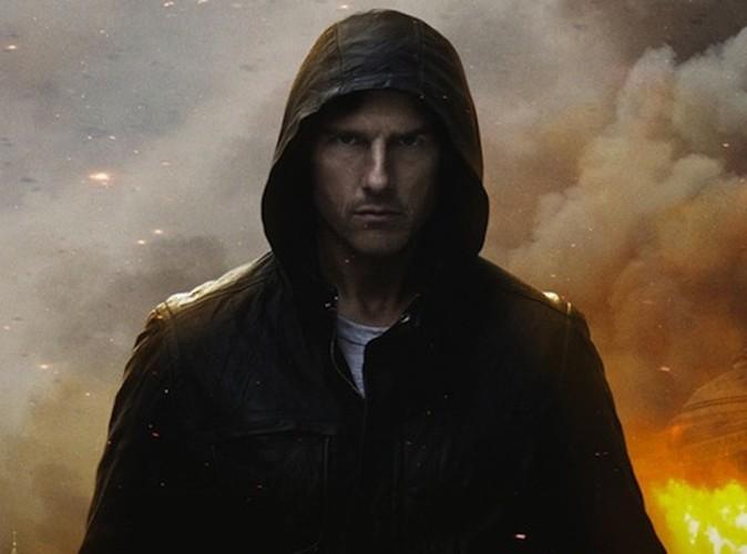 Tom Cruise : découvrez-le dans la peau d'Ethan Hunt dans le premier visuel de Mission : impossible - Protocole fantôme !
