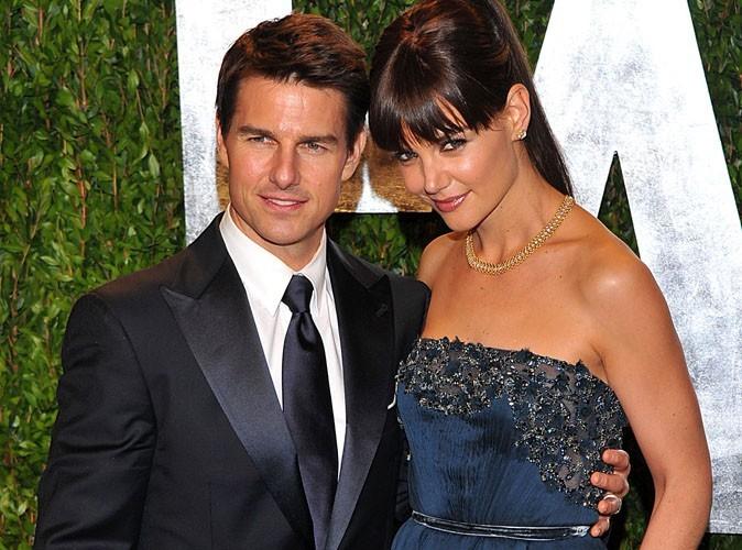 """Tom Cruise et Katie Holmes sont """"très heureux"""" depuis le divorce !"""