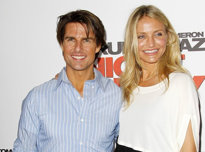 Tom Cruise : il dément officielle sortir avec Cameron Diaz…
