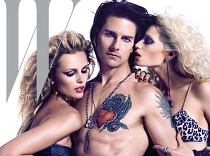 Tom Cruise : un coverboy so rock !