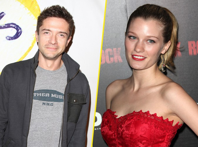 Topher Grace : la star de That's '70 Show en couple avec le top Ashley Hinshaw !