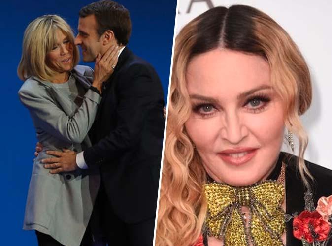 #TopNewsPublic : Brigitte Macron a peur pour son couple, Madonna et