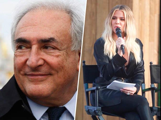 #TopNewsPublic : DSK a épousé Myriam L'Aouffir, Khloe Kardashian est-elle vraiment enceinte ?