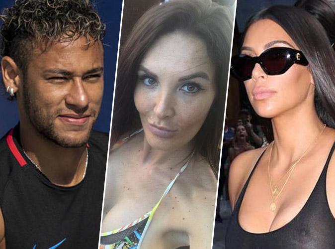 #TopNewsPublic : Neymar à Paris, le changement de look de Marie Garet, les tétons de Kim Kardashian...