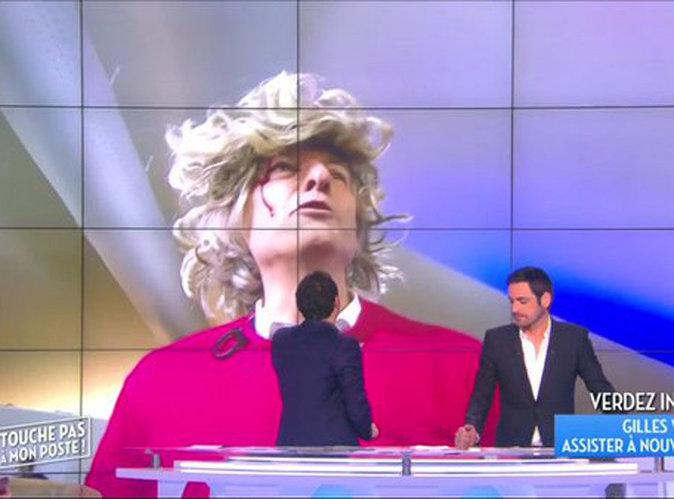 TPMP : Gilles Verdez frappé et laissé en sang par JoeyStarr... Hanouna scandalisé !