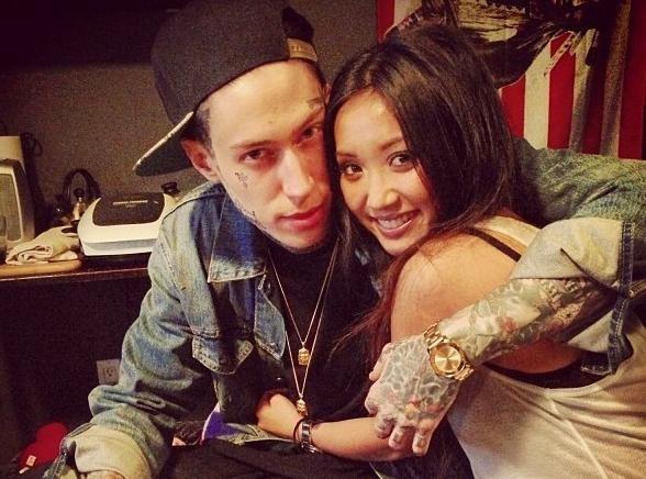 Trace Cyrus : le grand frère de Miley s'est rabiboché avec son ex-fiancée Brenda Song !
