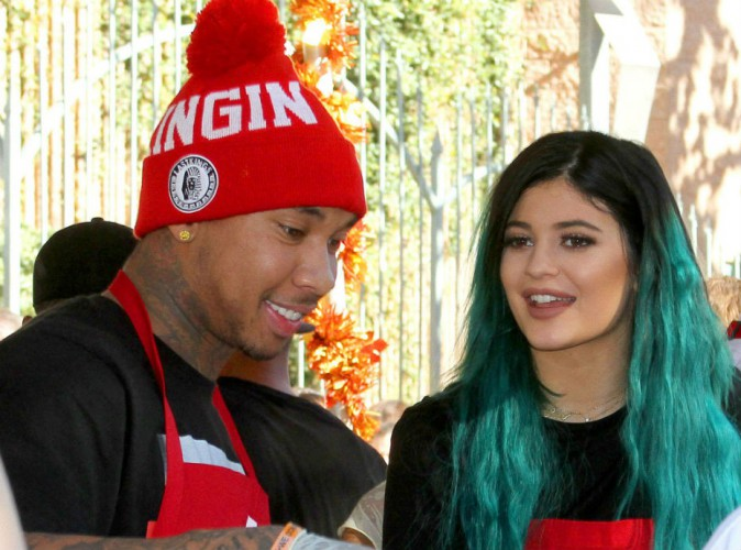 Tyga prêt à larguer Kylie Jenner pour retourner avec Blac Chyna ?