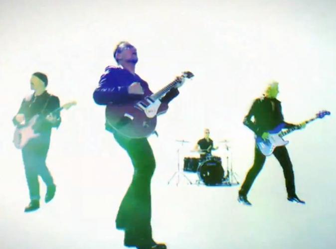 U2 : le groupe dévoile son nouveau clip et s'excuse pour leur opération avec Apple !