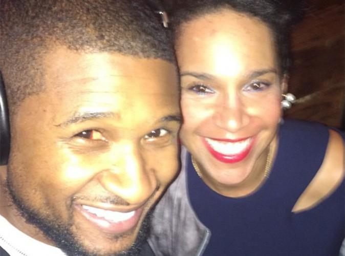 Usher : il s'est bel et bien fiancé !