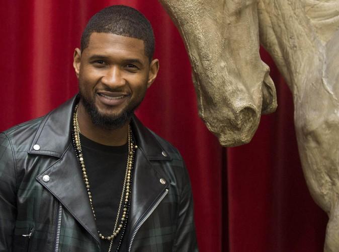 Surprise, Usher s'est marié !