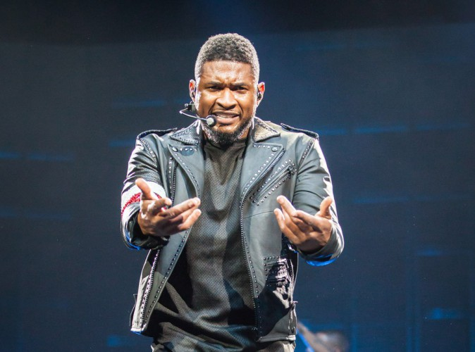 Usher : sa sex tape en vente !