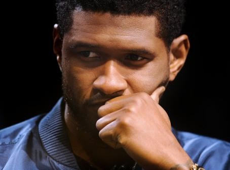 Usher : son ex-femme va devoir débrancher son fils, qui est en état de mort cérébrale, pour des raisons financières...