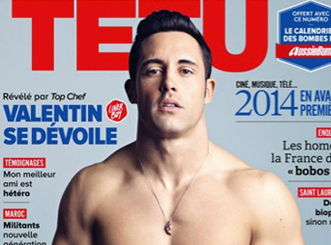 """Valentin Néraudeau (Top Chef) : """"J'ai fait la couv de Têtu pour le fun"""" !"""