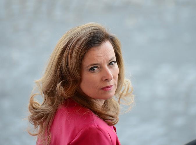 """Valérie Trierweiler : après son tweet, elle a eu peur d'être """"lynchée"""" !"""