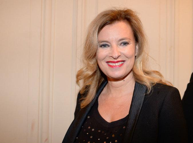 Valérie Trierweiler : dans son nouveau livre, elle envoie un message subliminal à Julie Gayet !