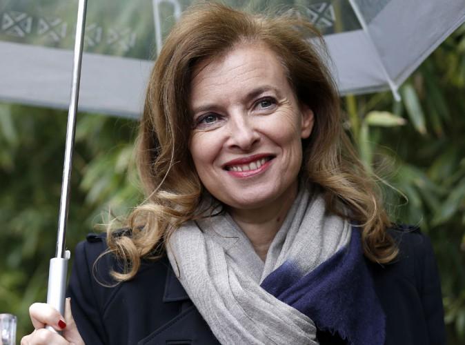 Valérie Trierweiler : elle sort de son silence avec un message de remerciements !