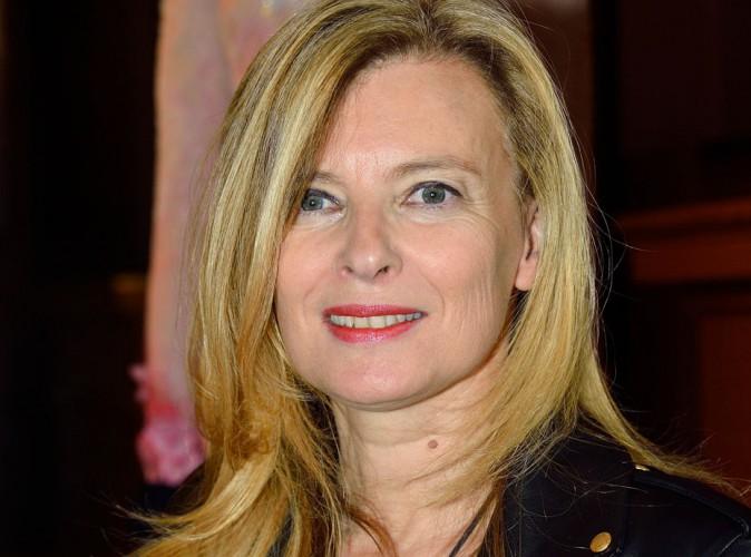 Valérie Trierweiler : non, elle n'a pas encore pardonné François Hollande !